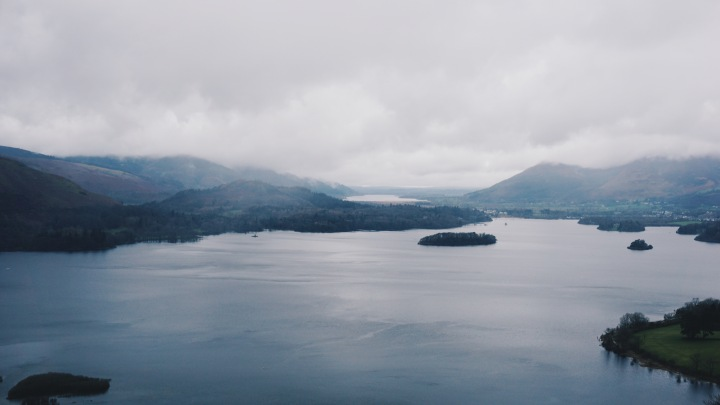 A grey day in the Lake District